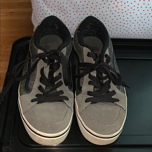 Vans suede men's sneakers